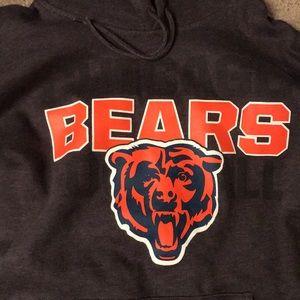 Other - Men's large NFL chicago Bears hoodie sweatshirt